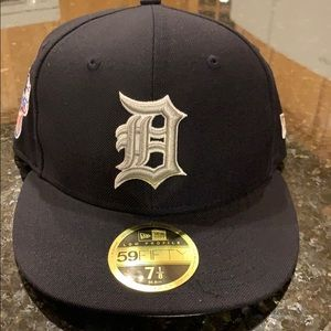 Tigers New Era Wool Standard 2 59FIFTY Fitted Hat
